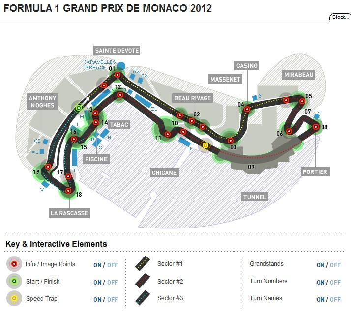 FORMULA 1 GRAND PRIX DE MONACO 2012   #Monaco #GrandPrix #FrenchRiviera #www.frenchriviera.com