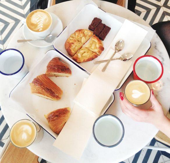 Året der gik #2: Store smør-croissanter på Mirabelle