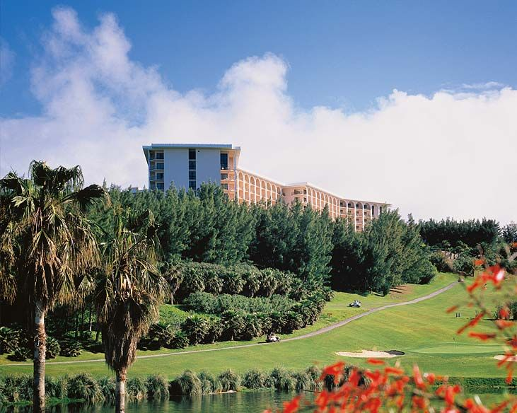 Bermuda Resorts: Luxury Bermuda Resort Hotel at Fairmont Southampton