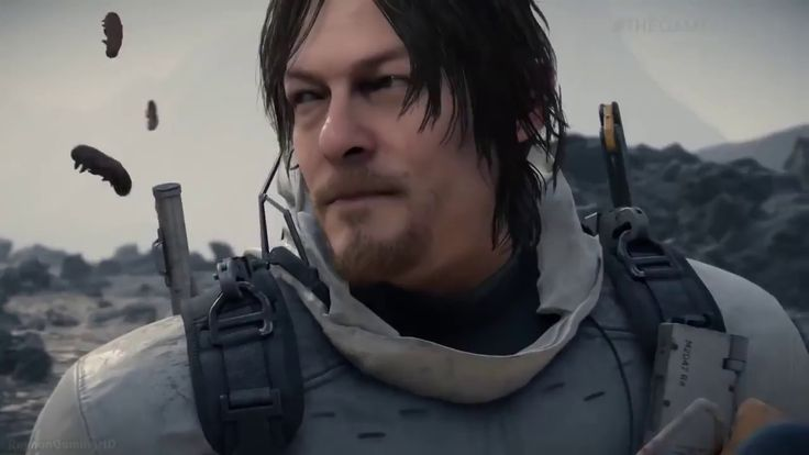 New DEATH STRANDING  - TGA 2017 Trailer