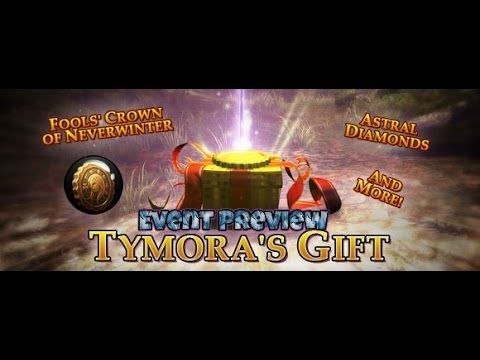 Neverwinter Xbox one Tymora's gift event preview
