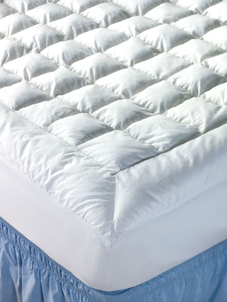 All Cotton Mattress Pad Want One Pinterest