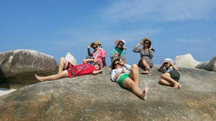 What a beautiful beach! #belitong #iloveindonesia