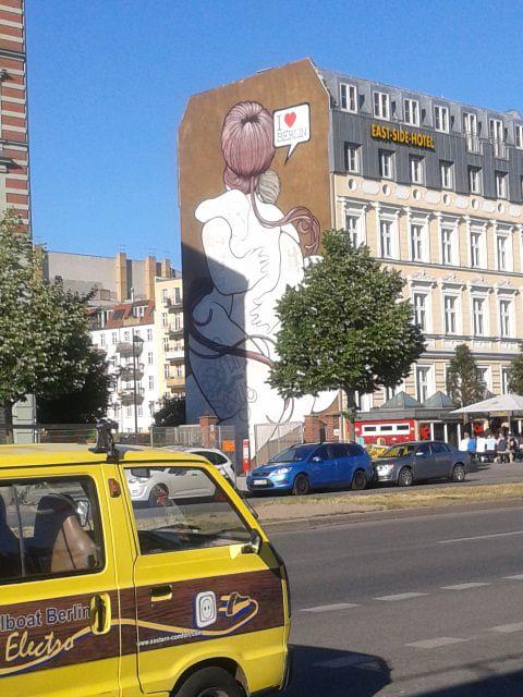 I <3 Berlin #streetart X#berlin