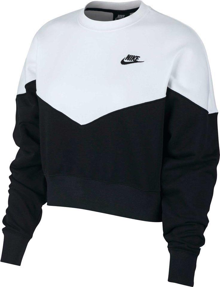 Sudadera Nike Crew Sportswear Heritage Crew, #Crew #Heritage ...