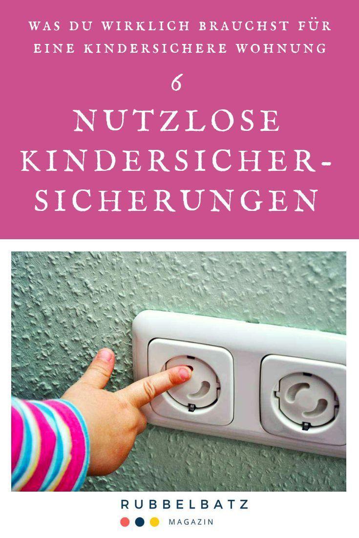 Wohnung kindersicher machen: Die 6 nutzlosesten Kindersicherungen – Faminino | Ratgeber, DIYs & Aktivitäten für und mit Kind