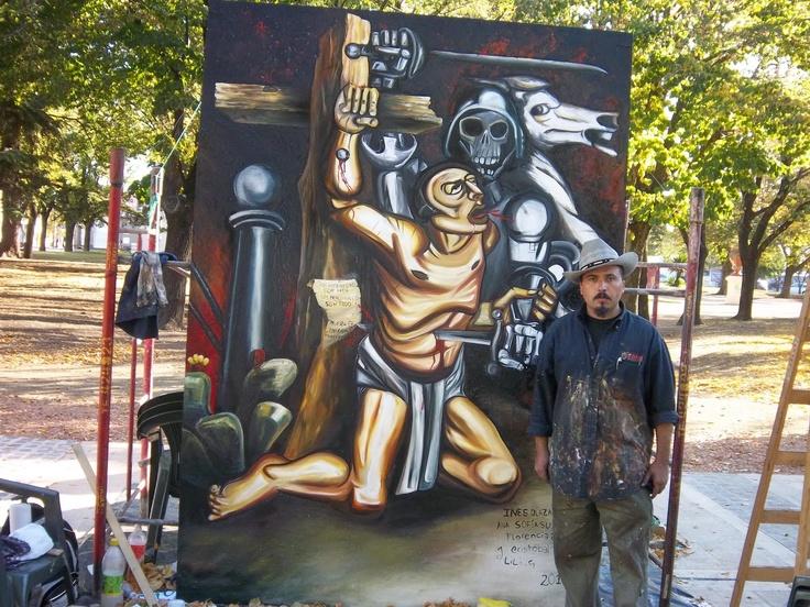 401 beste afbeeldingen over escultura instalaci n for El mural de siqueiros en argentina