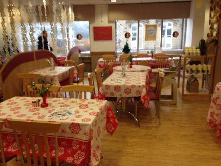 Breakfast with Santa 2015 @lovebeales Keighley store