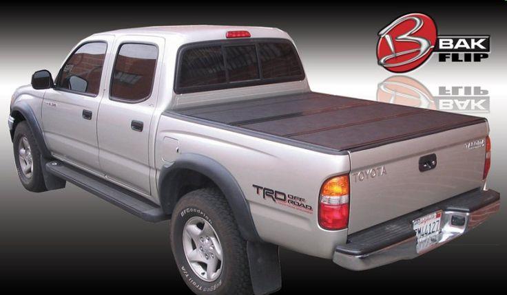 Tapa Cubre Batea para Toyota Tacoma 4 puertas Doble Cabina 2000-2004 G2 BAK Industries