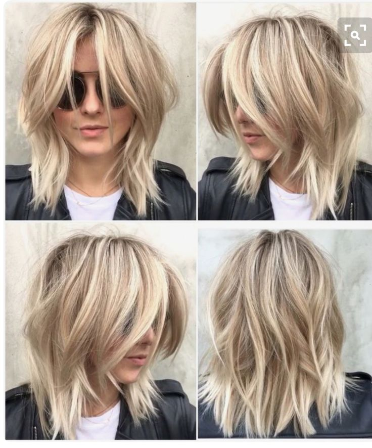"The haircut of 2017 ""The shag"""