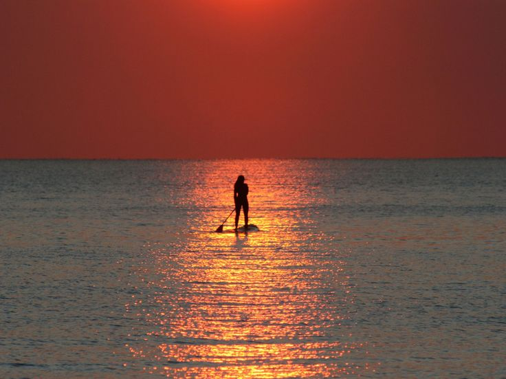 The long, dramatic sunsets in the Mayan Riviera are best enjoyed on the ocean, so hire a board from Puerto Vallarta Surfing, spend a day playing in the waves, and watch the sun sink slowly into the horizon beyond.