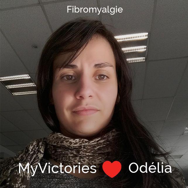 """Fibromyalgie : le combat d'Odélia """"Ne jamais se laisser marcher sur les pieds […] et surtout écouter votre corps, cela m'a permis d'avoir un diagnostic et d'avoir moins de crises"""""""