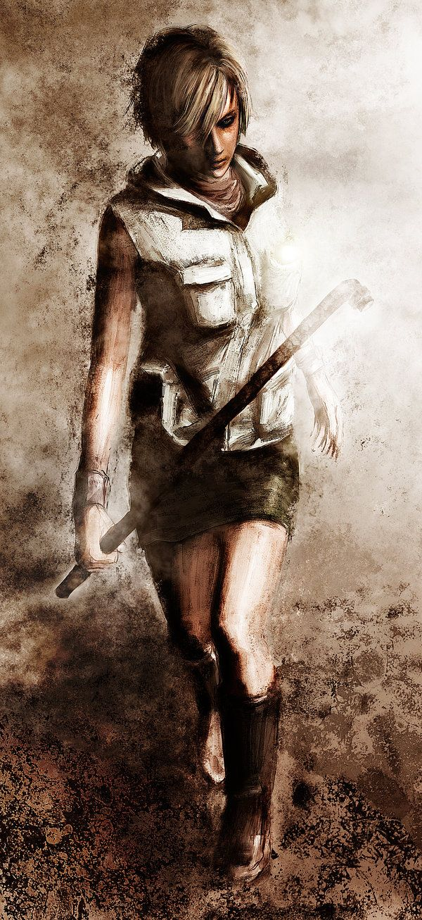 If you've played this awesome game you know why Silent Hill Revelations is so awful.  Heather Mason by ~tetsuok9999 on deviantART
