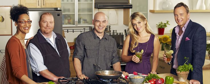 """Win a cookbook from """"The Chew""""!"""