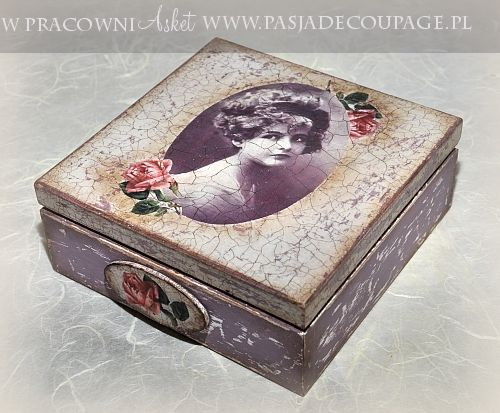 box with crackle