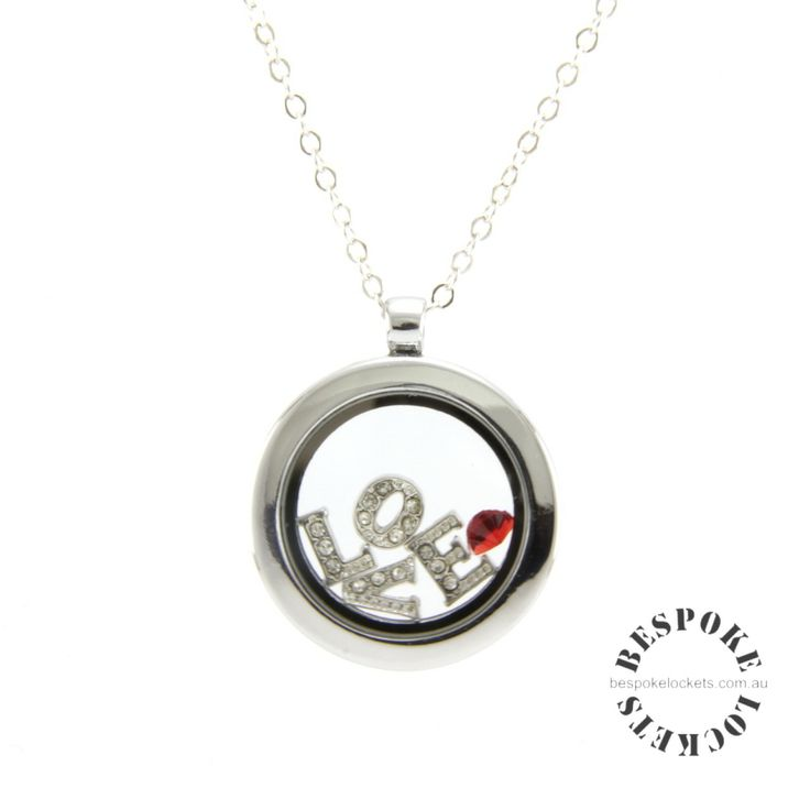 LOVE Locket - Just in time for Valentine's day
