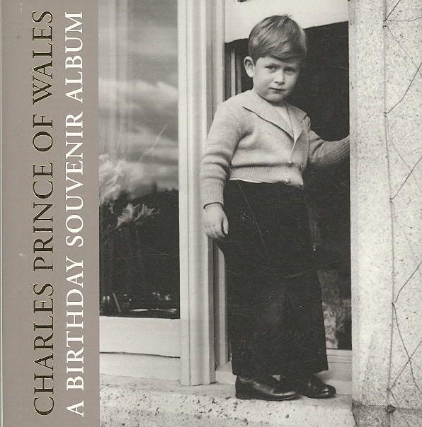 Charles, Prince of Wales: A Birthday Souvenir Album