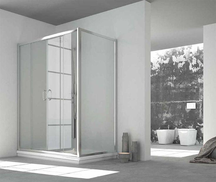 11 migliori immagini box doccia acqua in alluminio - Migliori box doccia ...