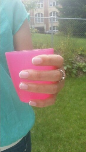 Striplac french tip whitner and 37 baby pink
