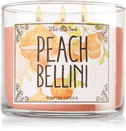 Peach Bellini 3-Wick Candle - Home Fragrance 1037181 - Bath & Body Works