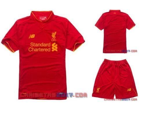 Equipo de Liverpool Football Club, es uno de los equipos de la Liga Premier Inglés. Fundada en 1892, es un club de fútbol en Inglaterra. Liverpool es uno de los más exitosos del club de fútbol de Inglaterra, club de fútbol en Europa y también uno de los...