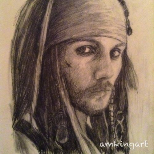 Lewis LeVal as Jack Sparrow