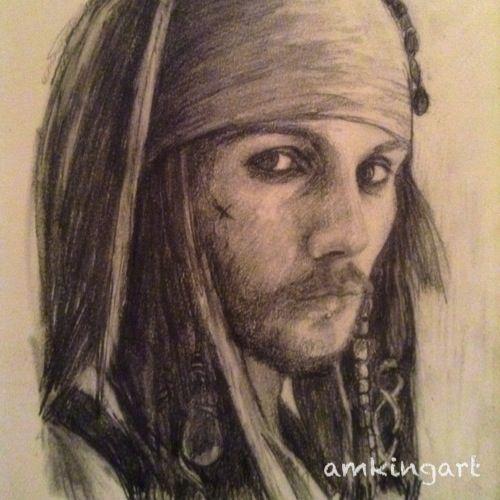 Lewis LeVal as Jack Sparrow