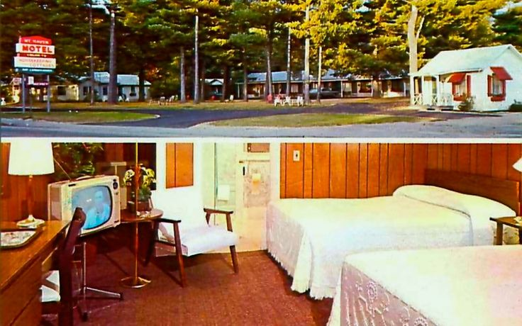 61 Best Images About Motels Motor Inns Cabins On