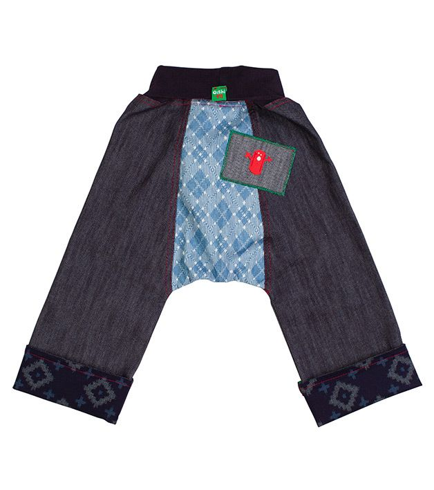 Machiko - a boutique for kids - Oishi-m Toothy Grin Chubba Jean - Smalls, $64.95 (http://www.machikobaby.com.au/oishi-m-winter-2014/oishi-m-toothy-grin-chubba-jean-smalls/)