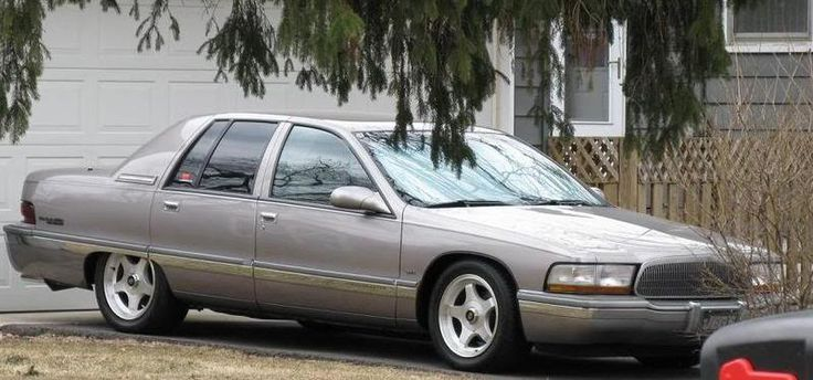 Test Drive Review. 1995 Buick Roadmaster Limited.