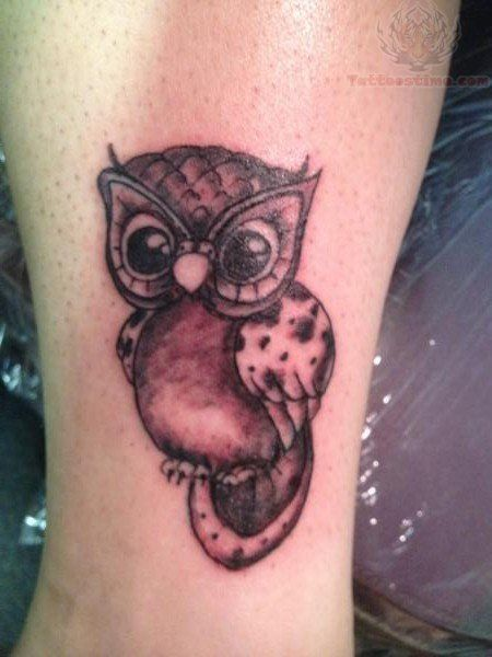 owl tattoo small - Google Search