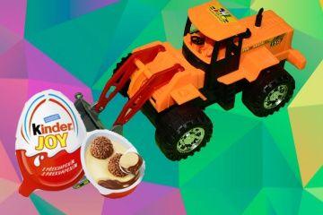 Экскаватор и Яйца с Сюрпризом, Распаковка игрушек с сюрпризом - Трактор Павлик! http://video-kid.com/17199-ekskavator-i-jaica-s-syurprizom-raspakovka-igrushek-s-syurprizom-traktor-pavlik.html  Экскаватор Павлик и Яйца с Сюрпризом подарит Вашему ребенку хорошее настроение и покажет как мультики про машинки и мультик про экскаватор и яйца с сюрпризом творят чудеса.Мультфильмы для детей Фея Винкс и Железный Человек в Киндер Сюрпризе подарит Вам массу положительных эмоций.Вы увидите, как Трактор…