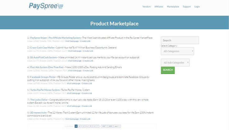 PaySpree Sniper | Pro Affiliate Marketing System