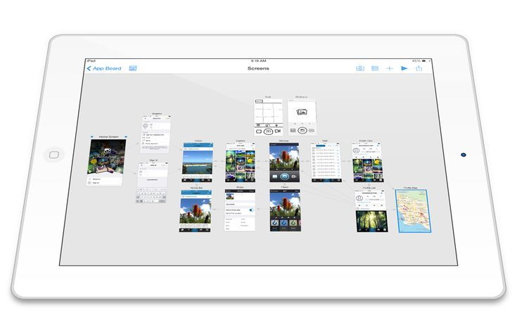 Appcooker Mockup Tool For Iphone And Ipad Apps Iphone Mockup Prototyping Tools Prototype App