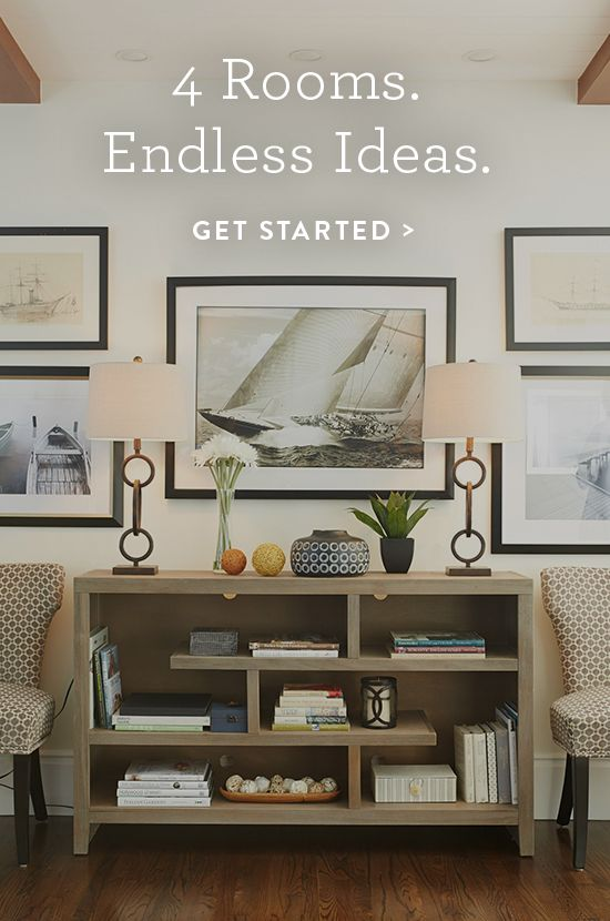We love @HomeGoods...If only we could click and shop! Home Styling Secrets via @PureWow and @HomeGoods