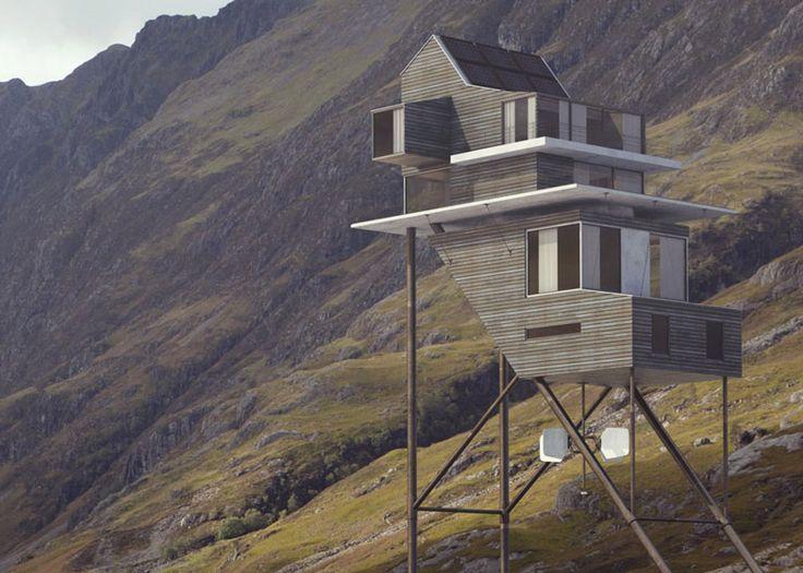 best 25 house on stilts ideas on pinterest wood house design modern wood house and house design photos