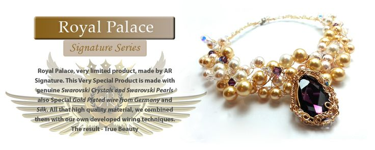 Royal Palace Adverstising by AR Signature