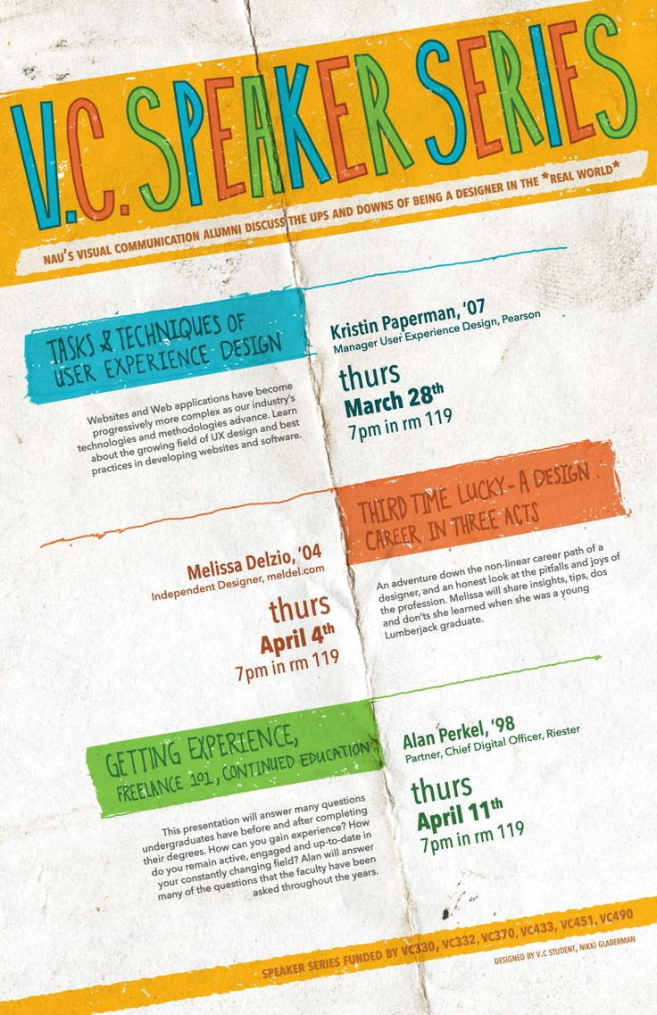 Poster design dos and donts - Vc Speaker Series Final Jpg 792 1224