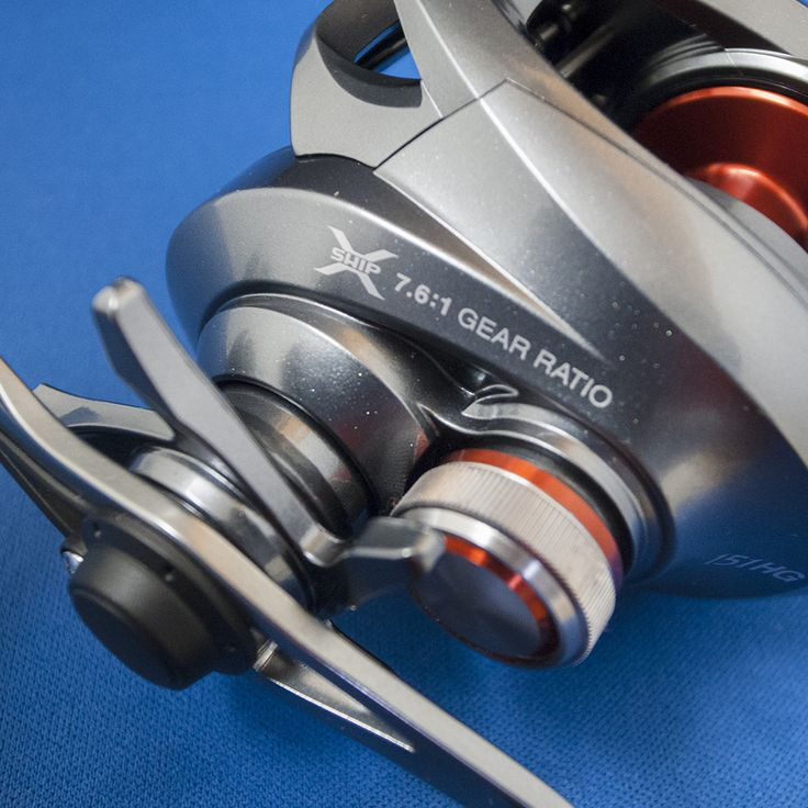 SHIMANO CHRONARCH CI4+ 151HG