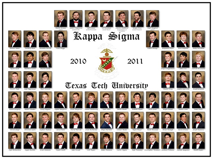 fraternity composite template Awesome Fraternity Composite Template Adornment - Resume Ideas ...