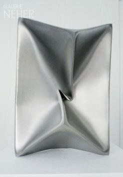 "Ewerdt Hilgemann: ""Imploded column"", 2008"