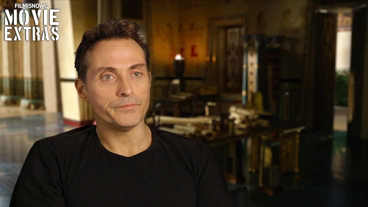 Gods of Egypt (2016) Behind the Scenes Movie Interview - Rufus Sewell is...