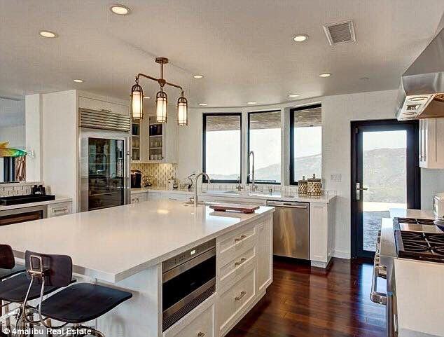 17 Best Images About Malibu Remodel Purchased By Celebrity