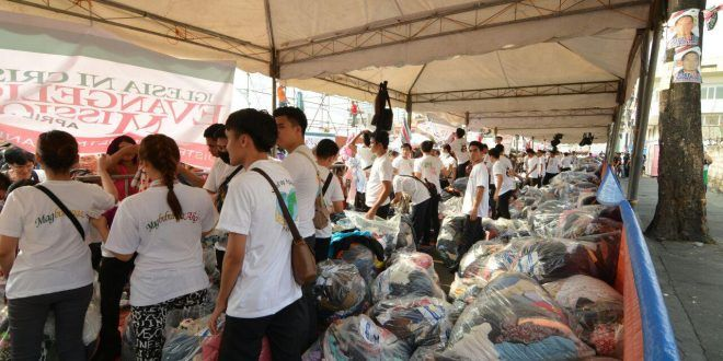 INC to make 4 Guinness world attempts in big outreach mission in Tondo today
