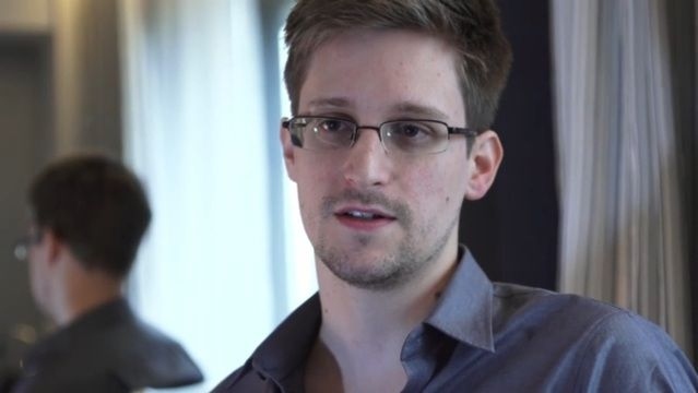 """Edward Snowden on Why He Stood Up to the NSA: Mass Spying """"Not Something I'm Willing to Live Under"""" 