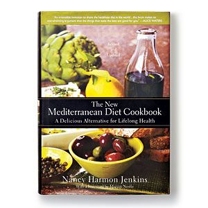 The Best Healthy Cookbooks | 3. The New Mediterranean Diet Cookbook | CookingLight.com