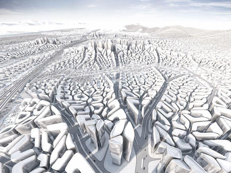 Urban Field | Adaptive Urban Fabric by [uto]