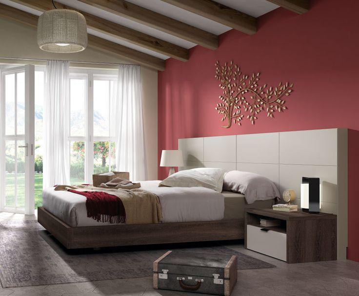 17 mejores ideas sobre colores c lidos dormitorios en - Colores paredes dormitorios ...