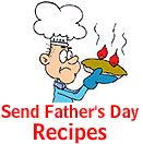 Send Father's Day Recipes