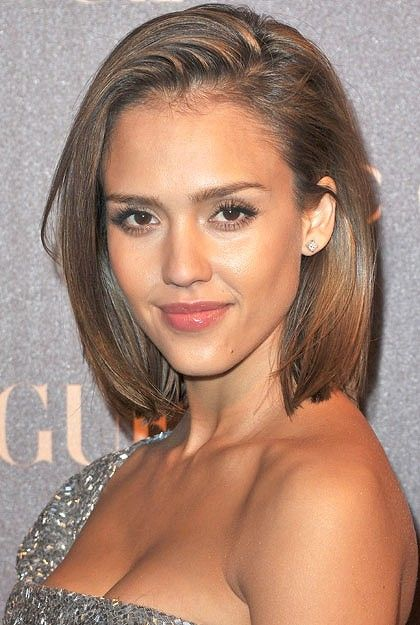 to mid length haircuts 17 best ideas about alba bob on 2123